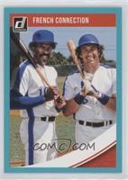 Multiplayer Vertical - Andre Dawson, Gary Carter #/199