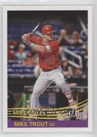Retro 1984 - Mike Trout (Red Jersey)