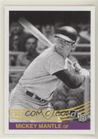 Retro 1984 - Mickey Mantle (Batting Helmet) [Good to VG‑EX]