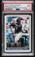 Wrapper Redemption Rated Rookie Variation - Ronald Acuna (Ronald Jose Acuna Bla…
