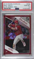Mike Trout /149 [PSA 10 GEM MT]