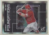 Mike Trout #/349