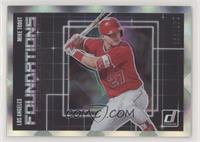 Mike Trout #/999