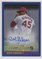 Bob Gibson #/49