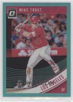 Base - Mike Trout (Batting, Leg Kick) /299