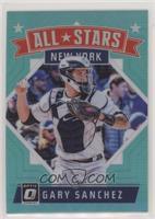 All-Stars - Gary Sanchez #/299