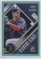 Diamond Kings - Corey Kluber /299