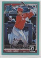 Rated Rookies - Shohei Ohtani (Batting) /299