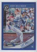 Base - Cody Bellinger (Swing Follow Through, Puffy Cheeks) #/149
