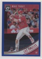 Base - Mike Trout (Batting, Leg Kick) #/149