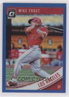 Variations - Mike Trout (Swing Follow Through) #/149