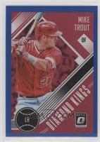 Diamond Kings - Mike Trout /149