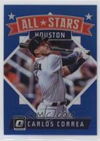All-Stars - Carlos Correa #/149