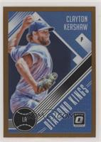 Diamond Kings - Clayton Kershaw