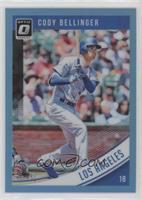 Base - Cody Bellinger (Swing Follow Through, Puffy Cheeks) #/50