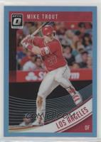 Base - Mike Trout (Batting, Leg Kick) /50