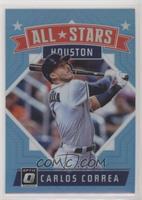 All-Stars - Carlos Correa #/50
