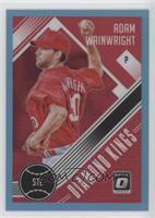 Diamond Kings - Adam Wainwright #/50
