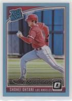 Rated Rookies Variations - Shohei Ohtani (Running) /50