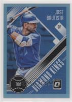 Diamond Kings - Jose Bautista /50