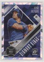 Diamond Kings - Jose Altuve #/7
