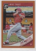 Variations - Mike Trout (Swing Follow Through) /199