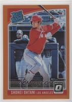 Rated Rookies - Shohei Ohtani (Batting) /199