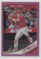 Base - Mike Trout (Batting, Leg Kick)
