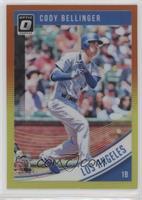 Base - Cody Bellinger (Swing Follow Through, Puffy Cheeks)