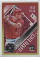 Diamond Kings - Mike Trout
