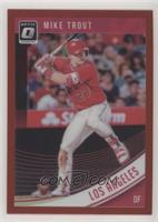 Base - Mike Trout (Batting, Leg Kick) /99