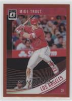 Base - Mike Trout (Batting, Leg Kick) /99