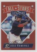 All-Stars - Jose Ramirez #/99