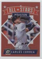 All-Stars - Carlos Correa /99