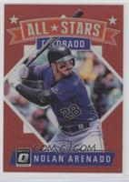All-Stars - Nolan Arenado /99