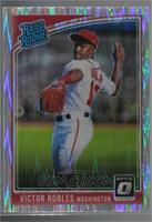Rated Rookies - Victor Robles (Ball Behind Head)