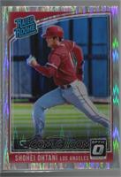 Rated Rookies Variations - Shohei Ohtani (Running)