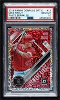 Diamond Kings - Mike Trout [PSA 10 GEM MT]