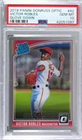 Rated Rookies - Victor Robles (Ball Behind Head) [PSA10GEMMT]