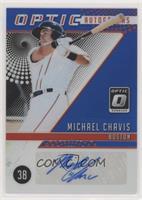 Michael Chavis #/50