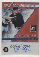 Dustin Peterson #/25