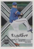 Ryan Weathers [Noted] #/25