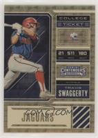 Travis Swaggerty #/1