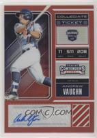 Andrew Vaughn #/100