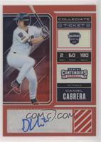 Daniel Cabrera #61/100