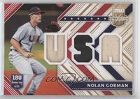 Nolan Gorman #/99