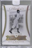 All-Stars - Jackie Robinson [Uncirculated] #13/20
