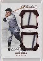 Yogi Berra [EX to NM] #/20