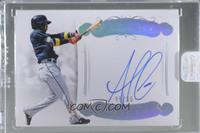 Ozzie Albies [Uncirculated] #/25