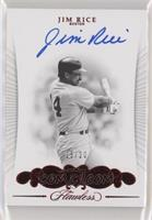 Jim Rice #/20